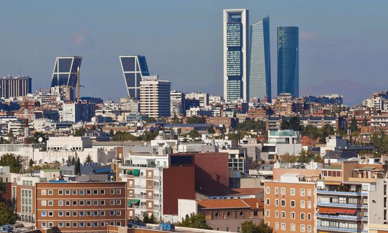 estamos en Madrid
