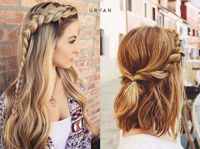 8 peinados con trenzas para ir guapa y cmoda este verano