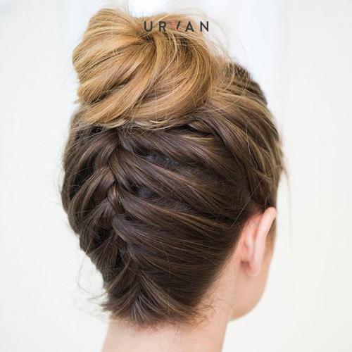 8 Peinados Con Trenzas Para Ir Guapa Y Comoda Este Verano - Imagenes-de-trenzas